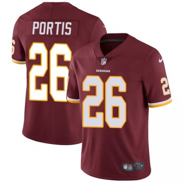 Youth Washington Redskins Clinton Portis Red Limited Burgundy Team Color Jersey By Nike